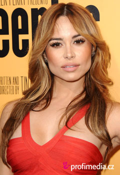 Acconciature delle star - Zulay Henao