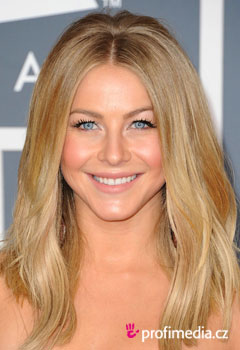 Prom hairstyle - Julianne Hough - Julianne Hough