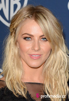 Acconciature delle star - Julianne Hough