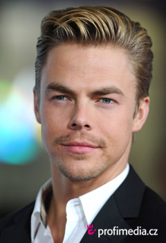Acconciature delle star - Derek Hough