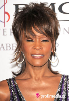 Acconciature delle star - Whitney Houston