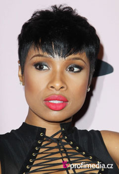 Acconciature delle star - Jennifer Hudson
