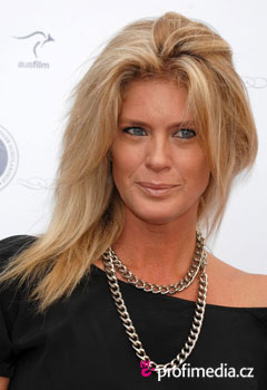 Acconciature delle star - Rachel Hunter