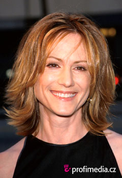 Acconciature delle star - Holly Hunter