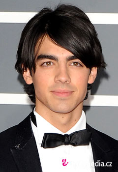 Acconciature delle star - Joe Jonas