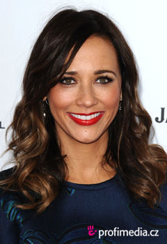 Acconciature delle star - Rashida Jones