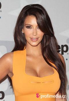 Kim Kardashian - Kim Kardashian - frisyr