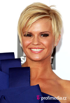 Acconciature delle star - Kerry Katona