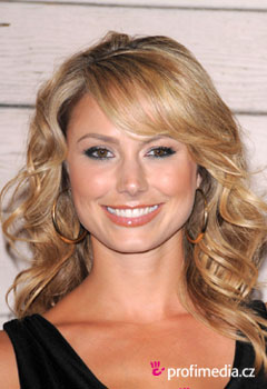 Acconciature delle star - Stacy Keibler