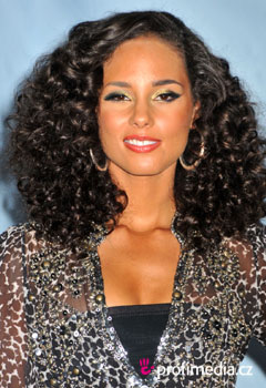 Promi-Frisuren - Alicia Keys