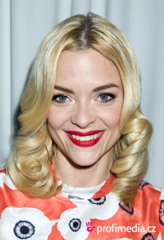 Acconciature delle star - Jaime King