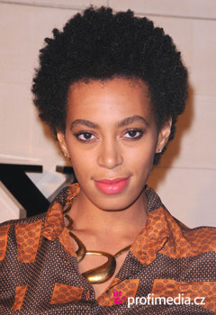 Promi-Frisuren - Solange Knowles