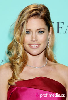 Acconciature delle star - Doutzen Kroes