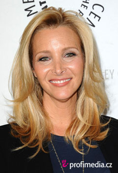 Acconciature delle star - Lisa Kudrow
