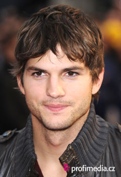 Promi-Frisuren - Ashton Kutcher