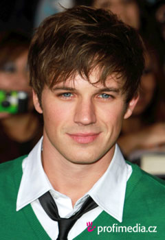 Acconciature delle star - Matt Lanter