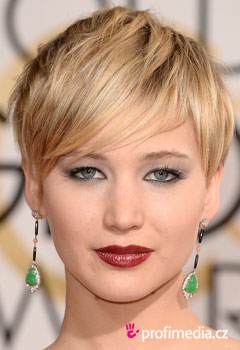 Promi-Frisuren - Jennifer Lawrence