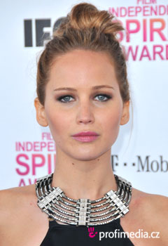 Acconciature delle star - Jennifer Lawrence