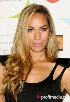 Prom hairstyle - Leona Lewis - Leona Lewis