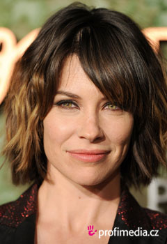 Acconciature delle star - Evangeline Lilly