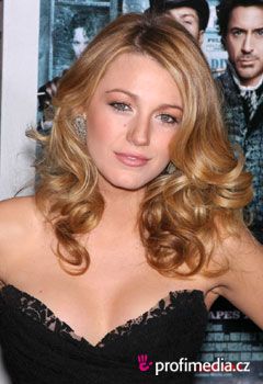 Coiffures de Stars - Blake Lively