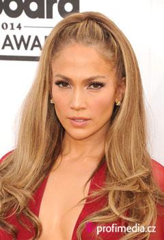 Prom hairstyle - Jennifer Lopez - Jennifer Lopez