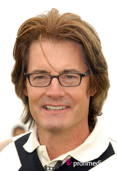 Coafurile vedetelor - Kyle MacLachlan
