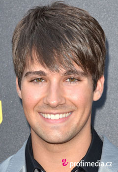 Promi-Frisuren - James Maslow