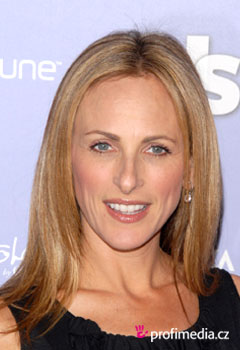 Acconciature delle star - Marlee Matlin