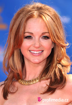 Acconciature delle star - Jayma Mays