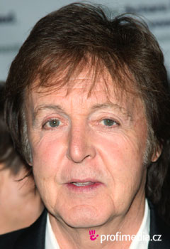 Coiffures de Stars - Paul McCartney