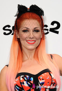 Acconciature delle star - Bonnie McKee