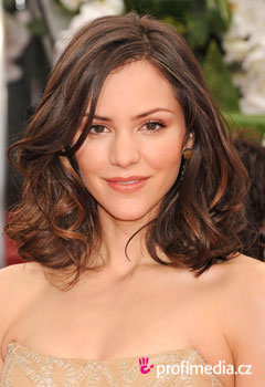 Acconciature delle star - Katharine McPhee