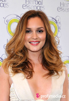 Acconciature delle star - Leighton Meester