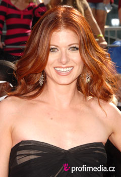 Acconciature delle star - Debra Messing