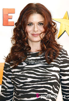 Promi-Frisuren - Debra Messing