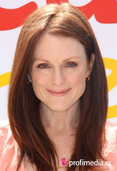Julianne Moore - kampaus
