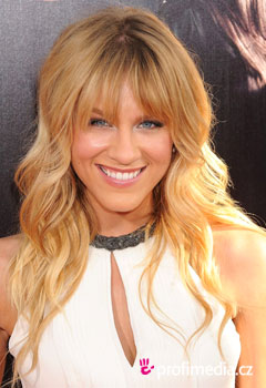 Acconciature delle star - Brit Morgan