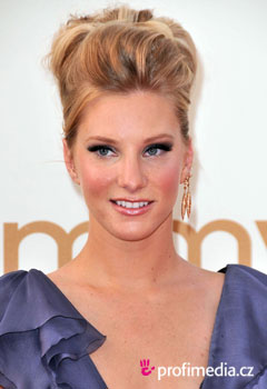 Promi-Frisuren - Heather Morris