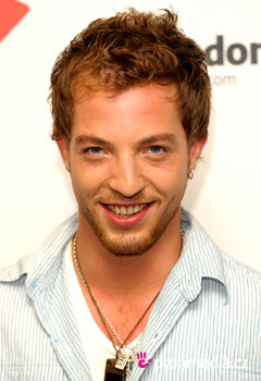 Acconciature delle star - James Morrison