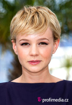 Acconciature delle star - Carey Mulligan