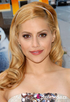 Coafurile vedetelor - Brittany Murphy