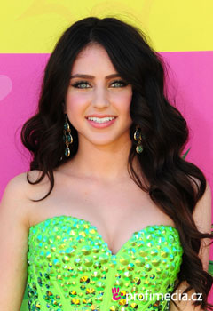 Acconciature delle star - Ryan Newman