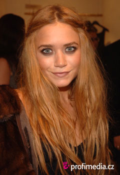Acconciature delle star - Mary-Kate Olsen