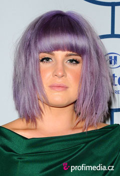 Acconciature delle star - Kelly Osbourne