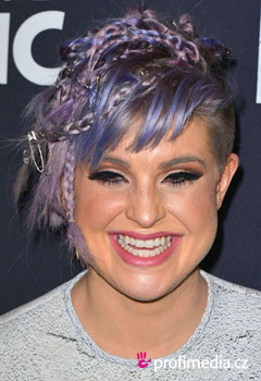 Promi-Frisuren - Kelly Osbourne