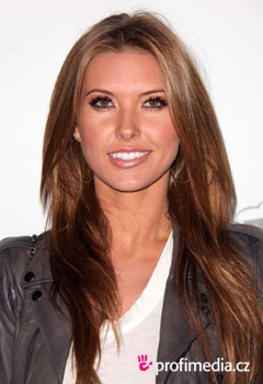 Acconciature delle star - Audrina Patridge