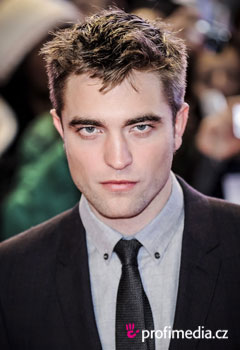 Acconciature delle star - Robert Pattinson