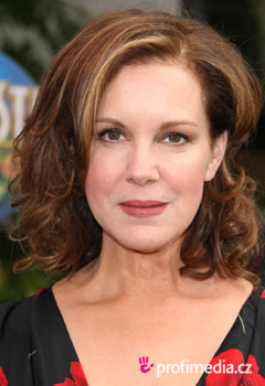 Acconciature delle star - Elizbeth Perkins