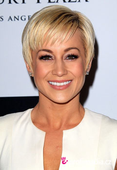 Acconciature delle star - Kellie Pickler